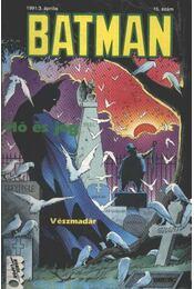 Batman 1991/3. április 15. szám - Régikönyvek