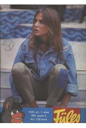 Füles 1987. XXXI. évf. (Teljes!) - Régikönyvek
