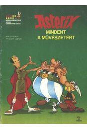 Mindent a művészetért (Asterix) - Régikönyvek