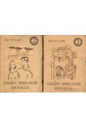 Szegény szerelmesek krónikája I-II. kötet - Régikönyvek