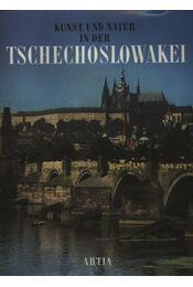 Kunst und Natur in der Tscechoslowakei - Régikönyvek