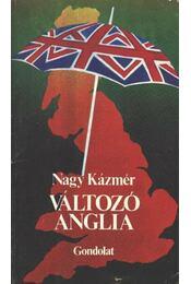 Vátozó Anglia - Régikönyvek
