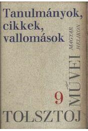 Tanulmányok, cikkek, vallomások (1859-1909) - Régikönyvek