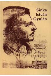 Sinka István Gyulán - Régikönyvek