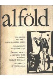 Alföld 1981/9. szám - Régikönyvek
