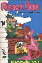 Rózsaszín Párduc 28. Nulla felügyelő - Régikönyvek