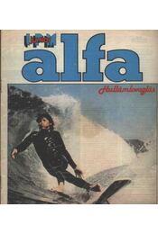 Alfa 1981. június - Régikönyvek