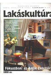 Lakáskultúra 1999/2 február - Régikönyvek