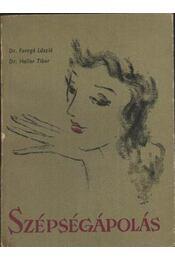 Szépségápolás - Régikönyvek