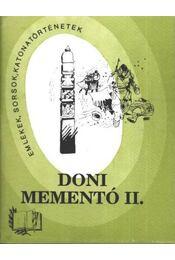 Doni mementó II - Régikönyvek