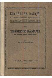 Tessedik Sámuel az ország papja Szarvason - Régikönyvek