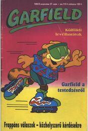 Garfield 1994/9. 57. szám - Régikönyvek