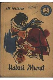 Hadzsi Murat - Régikönyvek
