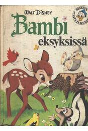 Bambi eksyksissä - Régikönyvek