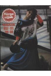 Fürge ujjak Magazin 88-89. ősz-tél - Régikönyvek