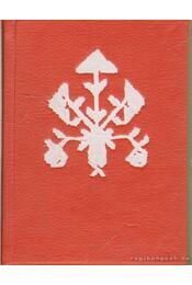 Hímzések (mini) - Régikönyvek