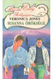 Susanna öröksége - Régikönyvek