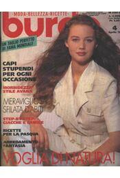 Burda 1992/4. (olasz) - Régikönyvek