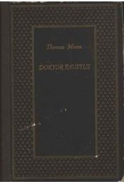 Doktor Faustus - Régikönyvek