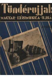 Tündérujjak 1933. augusztus IX. évf. 8. (100.) szám - Régikönyvek