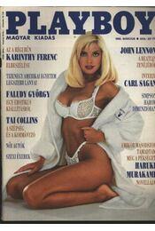 Playboy 1992 március - Régikönyvek