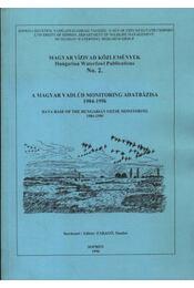 Magyar vízivad közlemények 2. - Régikönyvek