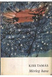 Mérleg hava - Régikönyvek