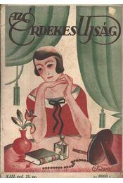 Az Érdekes Újság 1925. aug. 27. - Régikönyvek