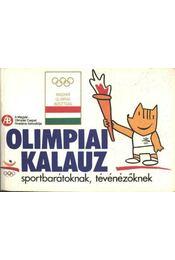 Olimpiai kalauz 1992 Barcelona - Régikönyvek