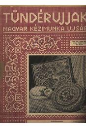 Tündérujjak 1932. február VIII. évf. 2. szám - Régikönyvek