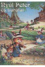 Nyúl Péter és barátai - Régikönyvek