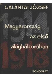 Magyarország az első világháborúban - Régikönyvek