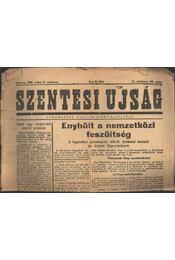 Szentesi Újság 1949. május 8. - Régikönyvek