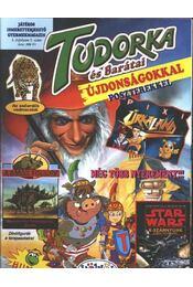 Tudorka és barátai 5. - Régikönyvek