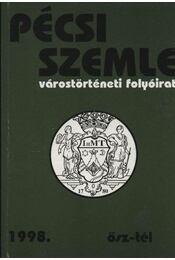 Pécsi Szemle 1998. ősz-tél - Régikönyvek