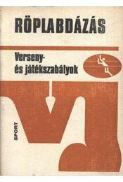 Röplabdázás - Régikönyvek