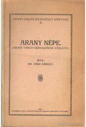 Arany népe - Régikönyvek