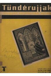 Tündérujjak 1938. május XIV. évf. 5. - Régikönyvek