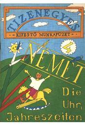 Tizenegyes kifestő munkafüzet 4. - Régikönyvek