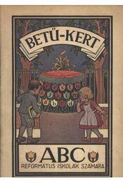 Betűkert ABC - Régikönyvek