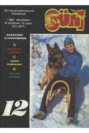 Süni 12.1987 december - Régikönyvek