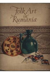 Folk Art in Rumania - Régikönyvek