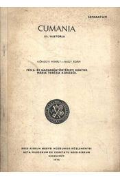 Pénz- és gazdaságtörténeti adatok Mária Terézia korából - Régikönyvek