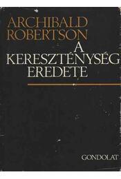 A keresztség eredete - Régikönyvek