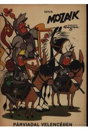 Párviadal Velencében (Mozaik 1975/8.) - Régikönyvek
