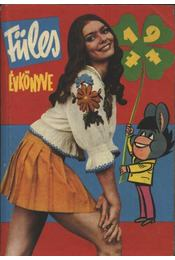Füles Évkönyve 1977. - Régikönyvek