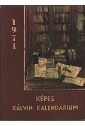 Képes Kálvin Kalendárium 1971 - Régikönyvek