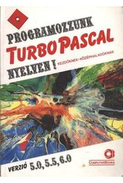 Programozzunk Turbo Pascal nyelven! - Régikönyvek