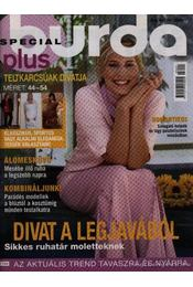 Burda plus 2003/1 - Régikönyvek