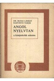 Angol nyelvtan - Régikönyvek